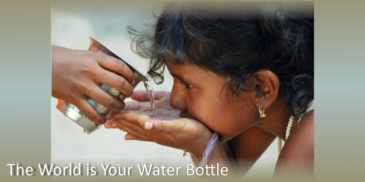 portable water purification, ozone water treatment, natural disaster, water supply, clean water